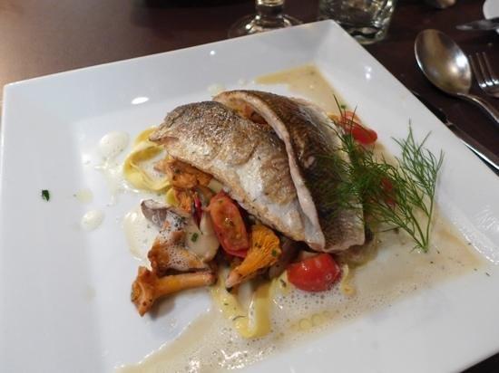 Goldenes Schiff Restaurant: mains