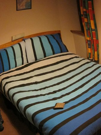 Barnacles Hostel Temple Bar: Cama