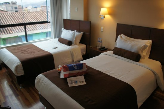 Hotel Unumizu Cusco: chambre