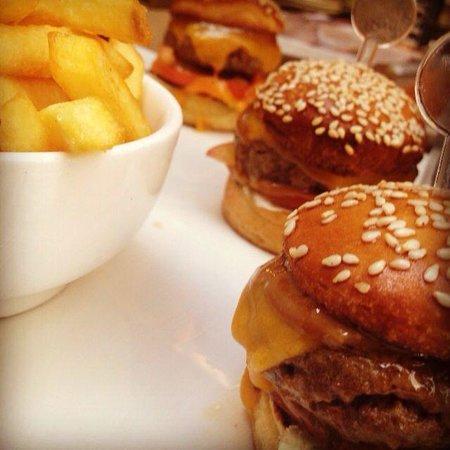 Fauchon: Le petit burger