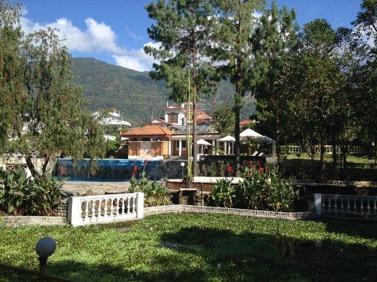 Park Village Hotel & Resort : Pool area