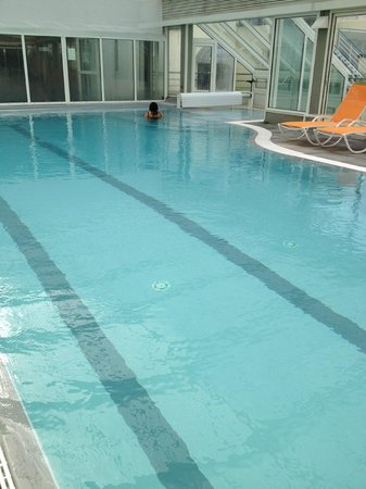 BEST WESTERN PLUS Celtique Hotel & Spa : Piscine