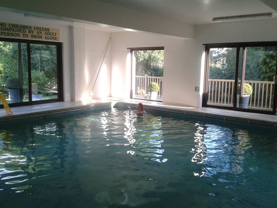 The Fernbank : indoor heated pool