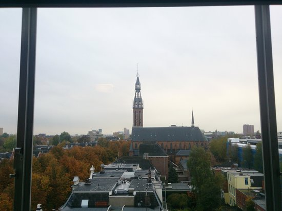 Hampshire Hotel - Groningen Centre: Room with a view 6th floor