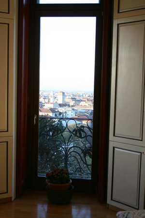 Villa Rina: living room