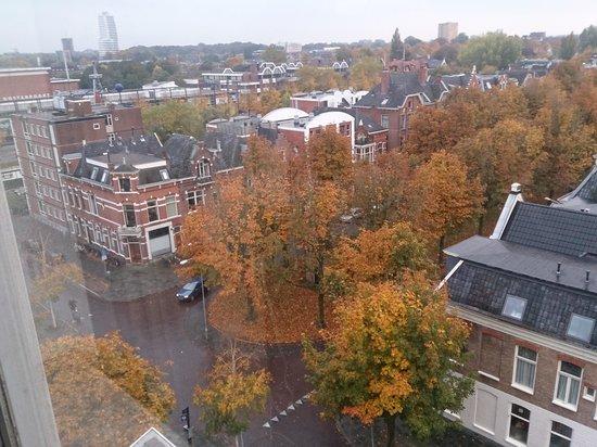 Hampshire Hotel - Groningen Centre : taken from room window