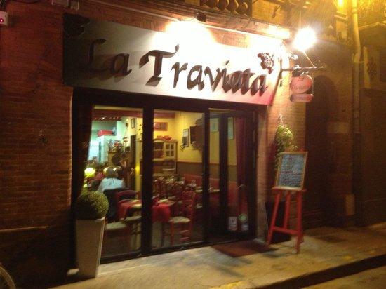 La Petite Italie : La Traviata