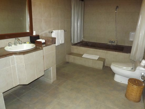Sri Phala Resort & Villa: Main ensuite