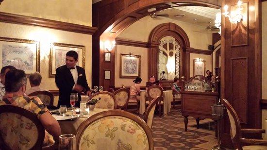 Hotel Riu Palace Riviera Maya The Krystal Restaurant