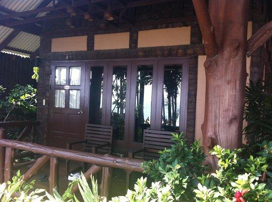 Baan Klang Aow Beach Resort: Villa