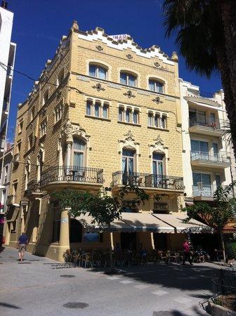 Hotel Celimar Playa: Fachada do Hotel