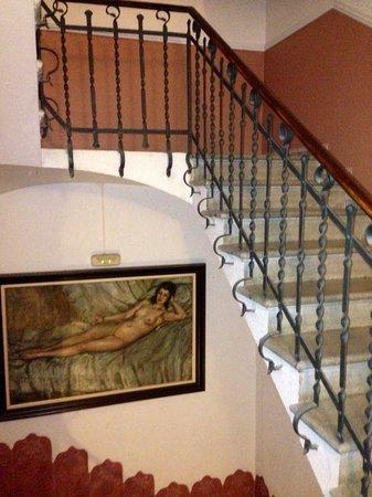 Hotel Celimar Playa: Escadaria