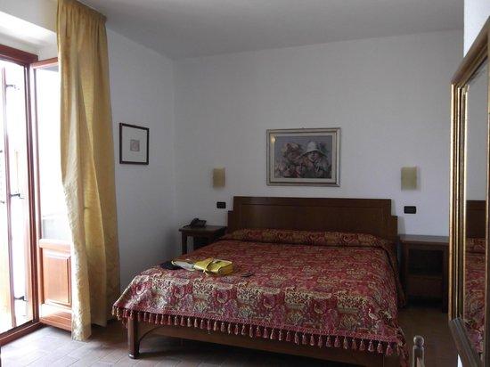Hotel Il Querceto : habitación