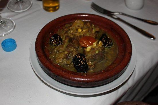 Lina Ryad & Spa : Tagine...delicious!