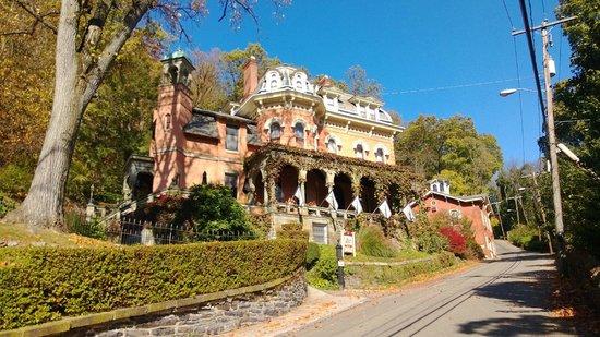 Harry Packer Mansion Inn : The Harry Packer Mansion