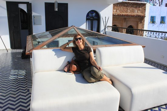 Lina Ryad & Spa : Rooftop