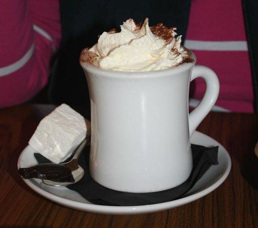 Oban Chocolate Company: Gourmet Hot Chocolate