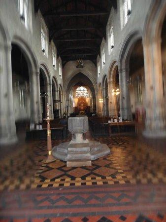 Kings Lynn Minster: beautiful church