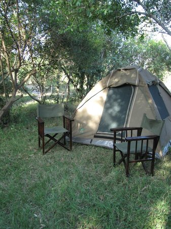 "Tanke Tours : Notre ""safari tent"" parfaite"