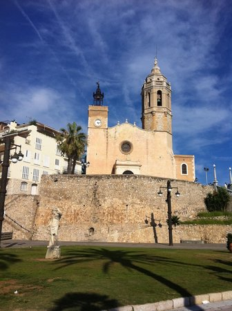Iglesia de Sant Bartomeu i Santa Tecla: Igreja de Sant Bartomeu i Santa Tecla