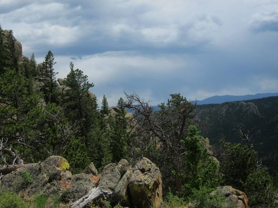 Sundance Trail Guest & Dude Ranch: View from hike