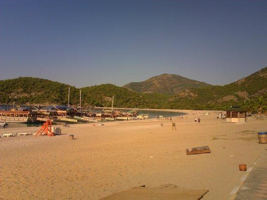 Akdeniz Beach Hotel: the beach