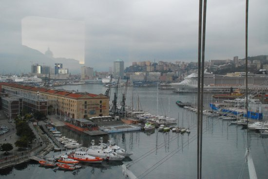 Novotel Genova City: PANORAMA GENOVA
