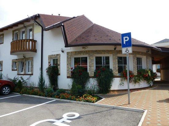 Restoran-Pansion Plitvicka Sedra: Edificio del hotel
