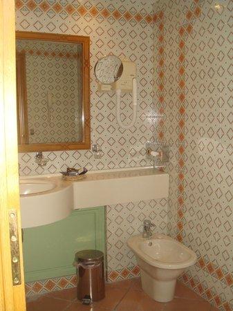 Palm Beach Palace Tozeur : la salle de bain