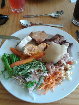 Tinkuy Buffet Restaurant at Sanctuary Lodge: Restaurante Sanctuary Lodge