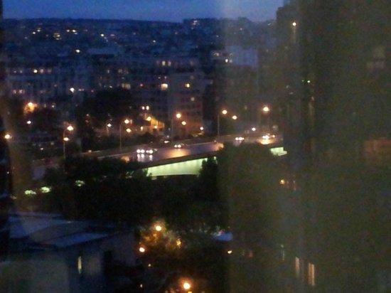 Adagio Paris Tour Eiffel : Vista do Sena.