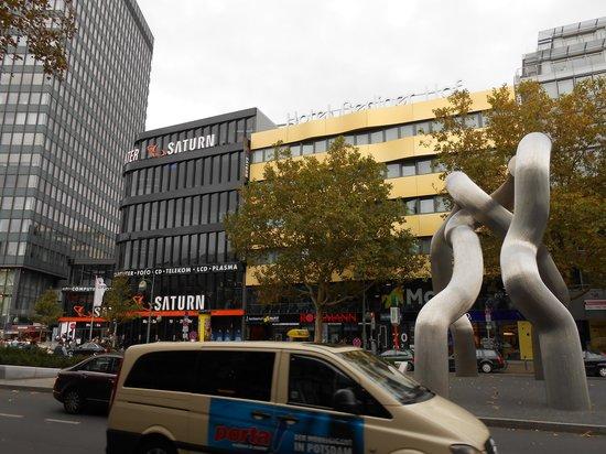 Berliner Hof Hotel: Hotel Berliner Hof