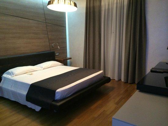 Berg Luxury Hotel: Vue de la chambre de luxe