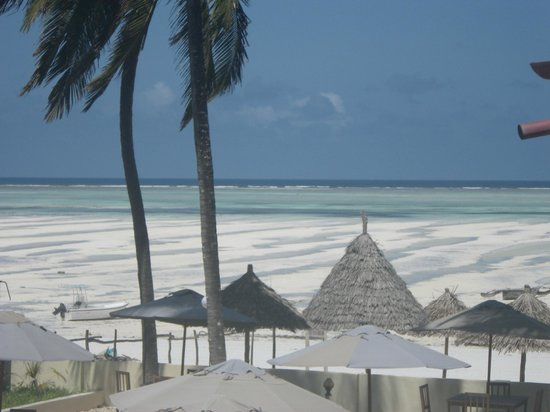 Kitete Beach Bungalows : plage