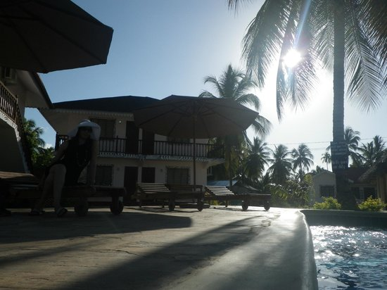 Kitete Beach Bungalows : hotel