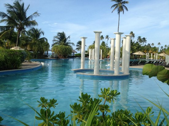 Our room picture of gran melia golf resort puerto rico for Gran melia hotel
