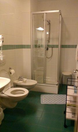 Hotel Garni Domus Mea: Il bagno