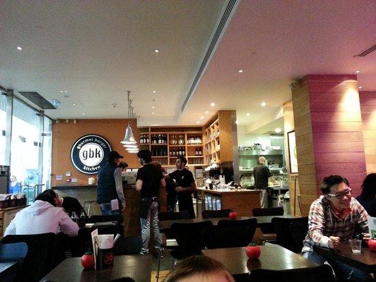 The Gourmet Burger Company - Brunswick: Vue générale
