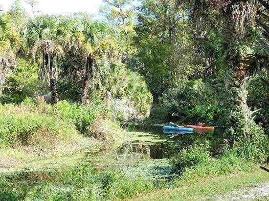 Riverbend Park: Kayaking