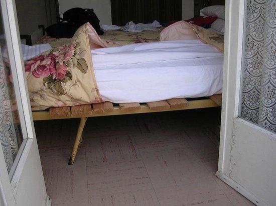 Hotel des Bains: il mio letto