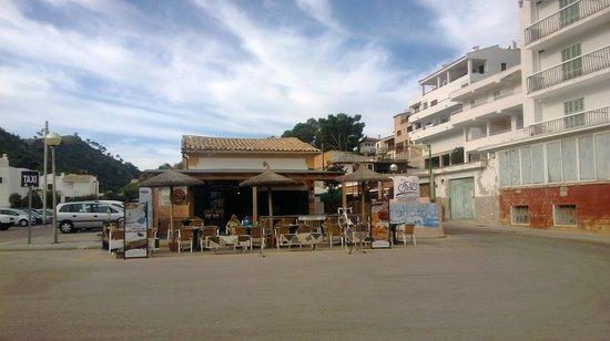 SENTIDO Don Pedro: bar mallorca