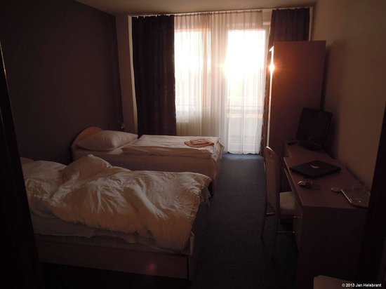 Hotel Spectrum: View of the room