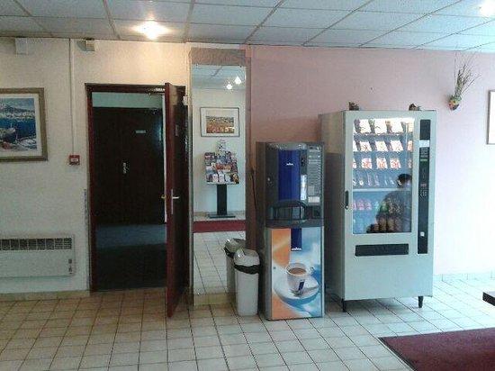 Arim Hotel : reception
