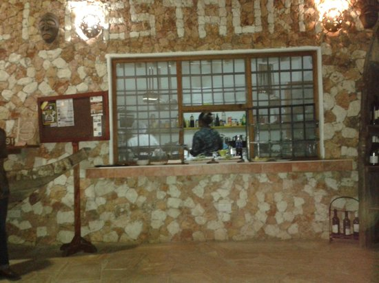Hotel Kiwengwa Apartments: Cucina