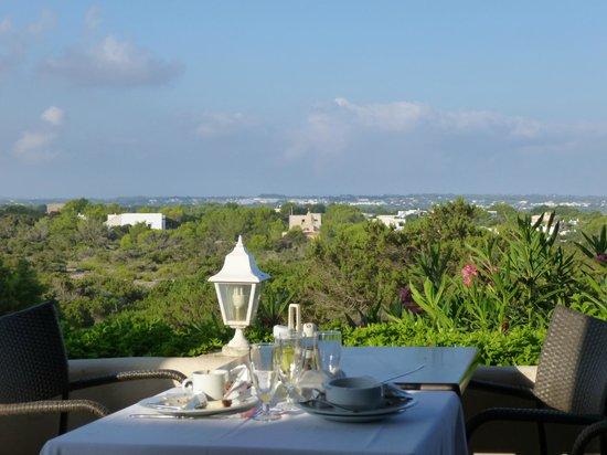 Hotel Club Punta Prima: colazione