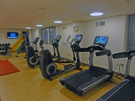 Sheraton Pittsburgh Airport Hotel : Gym