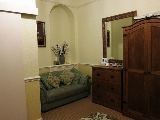 The Pendennis Guest House: Twin Ensuite