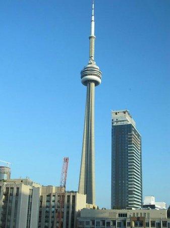 Hyatt Regency Toronto: View From Room