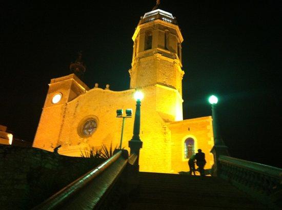 Iglesia de Sant Bartomeu i Santa Tecla: Saint Bartholomew and Saint Tecla