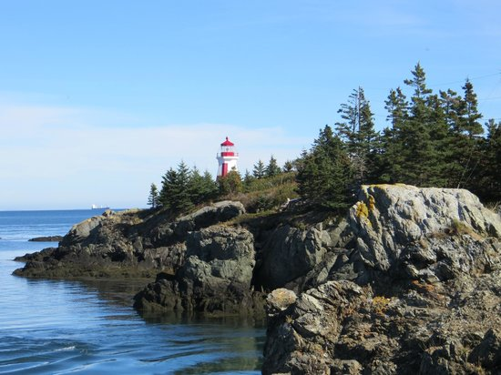 Roosevelt Campobello International Park: One of the most well recognized lighthouses